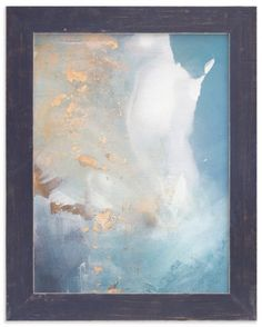 """Undertow"" - Art Print by Julia Contacessi in beautiful frame options and a variety of sizes."