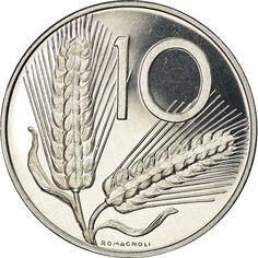 Monete di Valore - Monete Rare in Lire, in Euro e Antiche Rome, Initials, Coins, Italy, Euro, Decimal, Period, Composition, Catalog