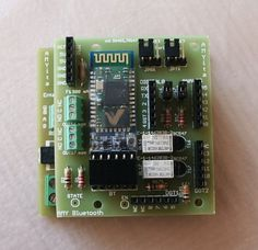 atmega AMY Bluetooth