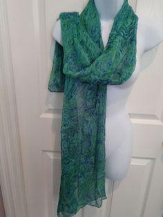 Large Floral 2-Ply 100/% Cashmere Pashmina Shawl Wrap Navy//Turquoise