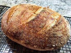 Bread bakers are a very passionate bunch. The passion can become obsessive, particularly once you get into baking with wild yeast and slowly reach that snobbish point of view that baking with comme...
