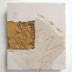 Marlies Hoever 9Santa Cruz CA) - concrete, mixed media