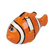 Clownfish Money Bank - Banking on this I'll soon be Flush(ed) Haha! Clownfish, Money Bank, Haha, Website, Outdoor Decor, Ha Ha, Savings Jar