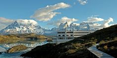 Torres del Paine National Park in Patagonia South America