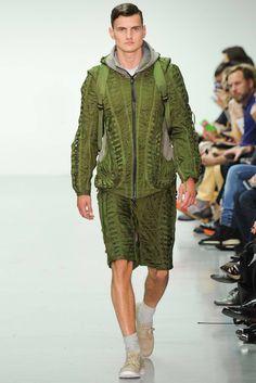 Spring 2015 Menswear - Christopher Raeburn