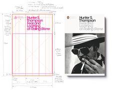 Penguin Modern Classics template (2012) - Design: Jim Stoddart