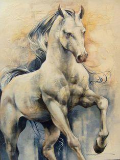 Victoria Stoyanova, paintings - ego-alterego.com