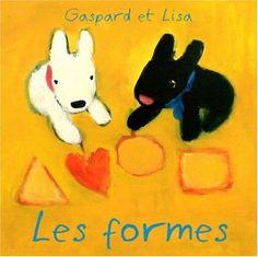 Gaspard et Lisa : Les formes