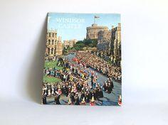 Windsor Castle Souvenir Guide Book 1977 Vintage by FunkyKoala