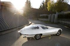 1963 Chevrolet Corvair Testudo Bertone Concept