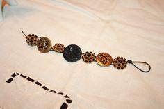Button bracelet - mine all mine!!!!