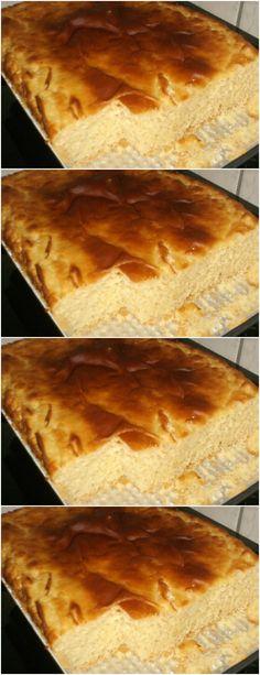 Coloque a farinha em uma tigela e reserve.#receita#bolo#torta#doce#sobremesa#aniversario#pudim#mousse#pave#Cheesecake#chocolate# Chocolate, Delish, Pizza, Bread, Diet, Cooking, Mousse, Cheesecake, Food