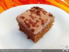 Dany & Sahne Schnitten, ein schmackhaftes Rezept aus der Kategorie Kuchen. Bewertungen: 29. Durchschnitt: Ø 4,5.