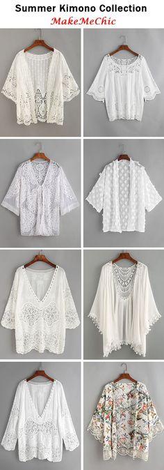 Summer Kimono Collection