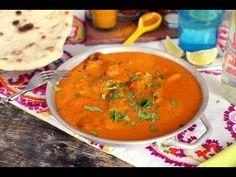 Így készíts csirke tikka masala-t házi naan-nal! - YouTube