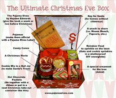 The Ultimate Christmas Eve Box (The Pajama Elves)