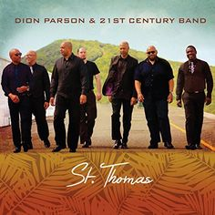 Dion & The 21st Century Band Parson - St. Thomas, Silver