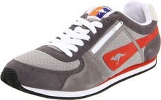 KangaROOS Magnum Lace-Up Racer (Little Kid/Big Kid) KangaROOS. $52.00. leather. Made in Indonesia. Rubber sole