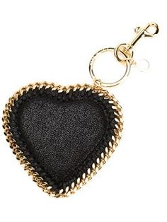 'Falabella' heart key ring