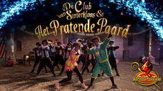 Coole Piet & Danspiet - Amerigo (Officiële Videoclip uit Het Pratende Pa...