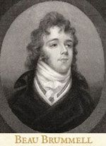 Lord Brummell, featured in Tahir Shah's novel Timbuctoo | www.timbuctoo-book.com