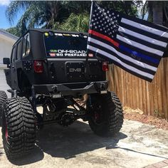 "Reposting DV8Offroad: ... ""@jeep_gunner 4th of July Ride #dv8offroad #findyourroad #teamdv8 #jeepgunner #godblessamerica"""