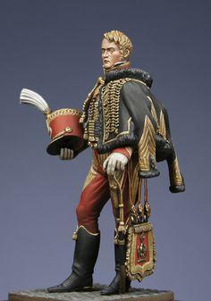 Colonel Baron Lejeune Aide de Camp of the Berthier Marshal