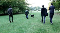 WALK WITH PAOLO BARLASCINI: HUNTING (SPACES) WITH DADA. Berlin 29 June 2013.