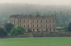 Pemberley, from Pride and Prejudice