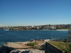 Bondi Beach - patrolled beach with showers and toilets, seating and lots of shops & cafes.