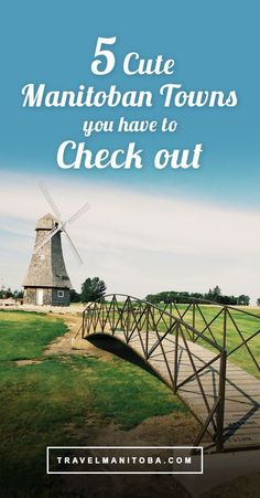 To inspire you to get out and explore Manitoba even further this spring and summer, here are 5 more adorable towns to put on the map Visit Canada, Canada Eh, Montreal Travel, Canadian Prairies, Road Trip Map, Northern Lights Tours, Canadian Travel, Explorer, Summer Bucket