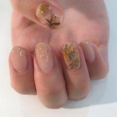 「♡ k i m ♡」 ❣︎ # # Minimalist Nails, Cute Nails, Pretty Nails, Hair And Nails, My Nails, Nail Manicure, Nail Polish, Nail Art Designs, Art Deco Nails