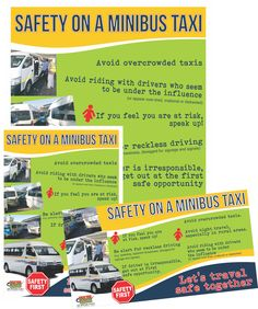 Suite of safety information flyers, posters and tabloid advert. Designed for Homebrewed SA.