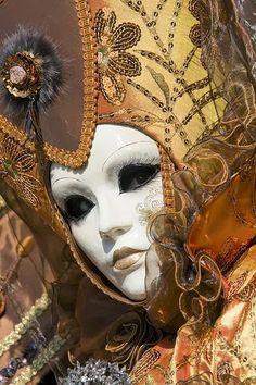 Venetian Mask | Venice Carnival