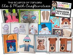 All About January (and a few freebies!) | The First Grade Parade | Bloglovin'