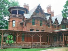 Mark Twain house. really would like to see