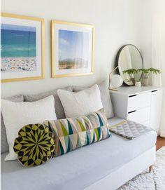 Super simple DIY daybed