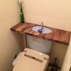 100均グッズで叶える!素敵なトイレのインテリアアイデア8連発 - LOCARI(ロカリ)