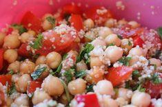 Linssinööri: Nopea piknik-kuskus Risotto, Vegan Recipes, Ethnic Recipes, Food, Vegane Rezepte, Essen, Meals, Yemek, Eten