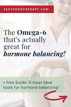 This Omega 6 is great for balancing your hormones (even though Omega 6 has gotten a bad wrap!) natural health advice from Melissa Ramos, Nutritionist and Hormone Health & Digestion expert. About: Hormone balancing diet, hormone balancing supplements. Équilibrer Les Hormones, Female Hormones, Thyroid Symptoms, Thyroid Diet, Adrenal Health, Women's Health, How To Regulate Hormones, Balance Hormones Naturally, Food Therapy