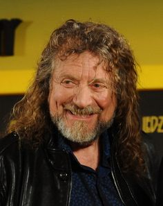 Robert Plant of Led Zeppelin attends a press conference to announce Led Zeppelin's new live DVD Celebration Day at 8 Northumberland Aveenue on...