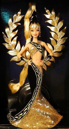 Barbie: Golden Legacy by Bob Mackie by possiblezen, via Flickr