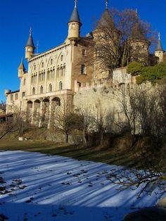 Girona,  Alp  de Cerdanya  Torre del Riu