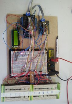 Arduino band decoder