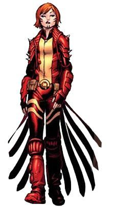 Rachel Anne Summers aka Rachel Grey Daughter of Father Scott Summers aka…