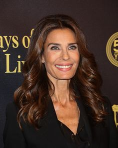 Actress Kristian Alfonso attends the 'Days Of Our Lives' 50th Anniversary at Hollywood Palladium on November 7 2015 in Los Angeles California