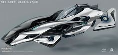 concept ships: Vehicle designs from Momentum
