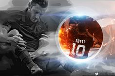Francesco Totti: l'ultimo 10 by Belthazor78.deviantart.com on @DeviantArt