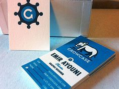 32 New Business Card Designs