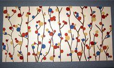 DIY Sponge Canvas Painting